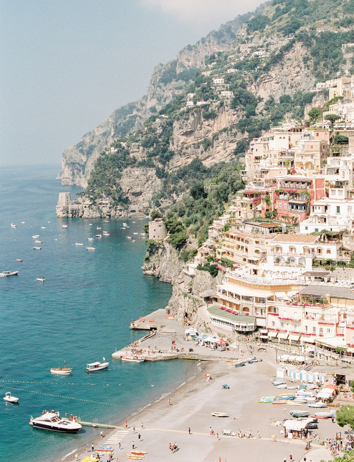 Positano is such a dreamy place