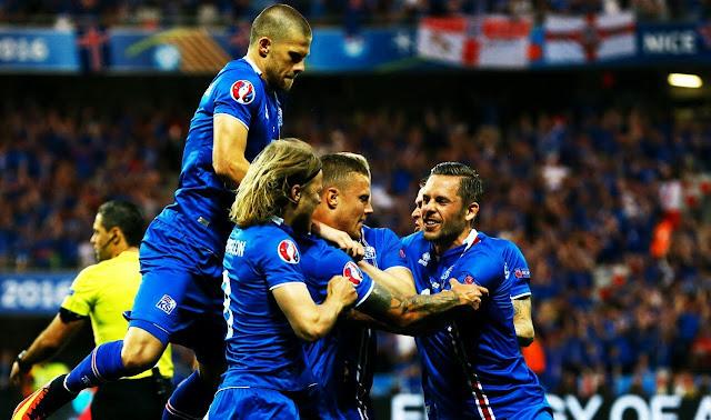 O conto de fadas da Islândia prossegue na França