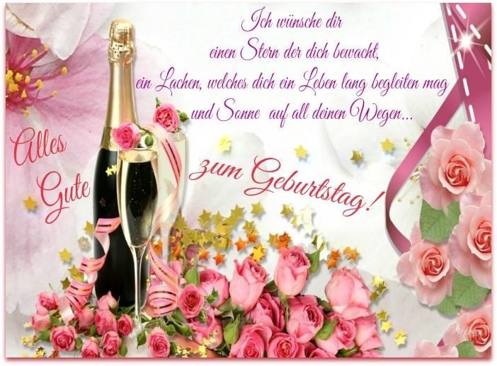 Gute Und Liebe Deinem Alles Zu Geburtstag Wir Wünschen Dir