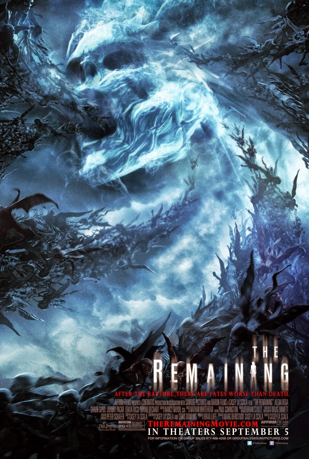 The Remaining: The Remaining (El Remanente) (2014)