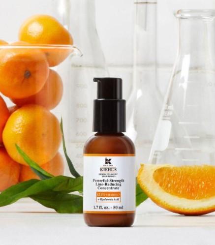 Serum vitamin c kiehl's