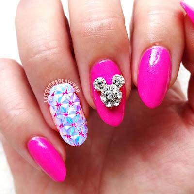 Epcot Nails