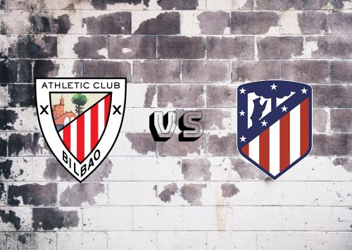 Athletic Club vs Atlético Madrid  Resumen y Partido Completo