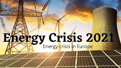 Energy crisis 2021