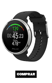Polar Ignite – Reloj de fitness con GPS integrado pulsometro