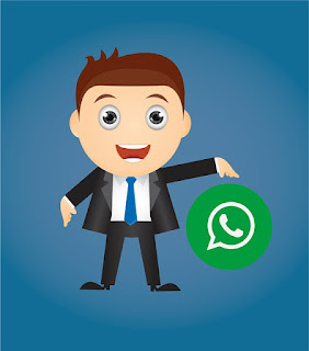 get direct referrals from whatsapp