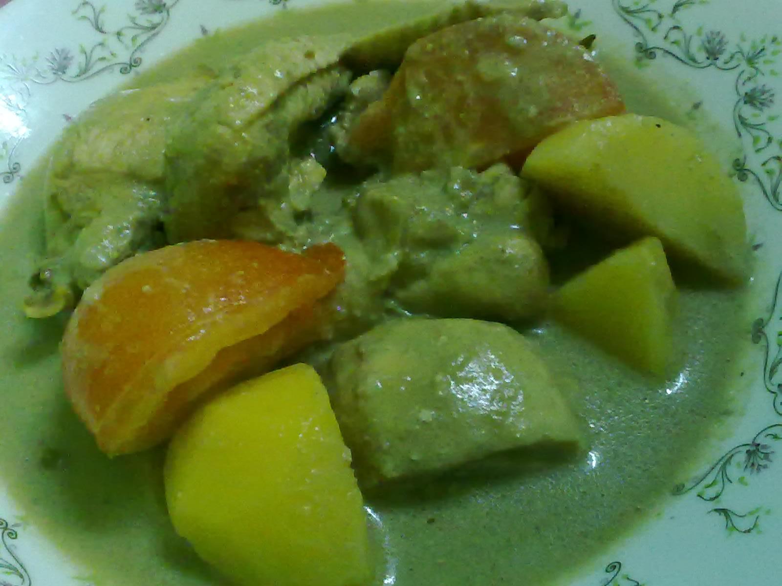 resepi gulai ayam masak kurma kerja kost Resepi Ikan Kukus Tomyam Enak dan Mudah