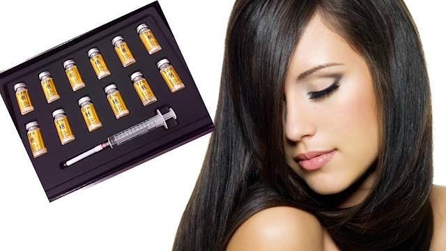 Cabello sedoso y brillante con los tratamientos de botox para el cabello