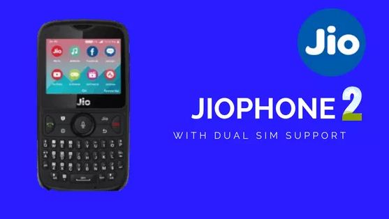 JioPhone 2 Price, Book, Specifications, Online Book