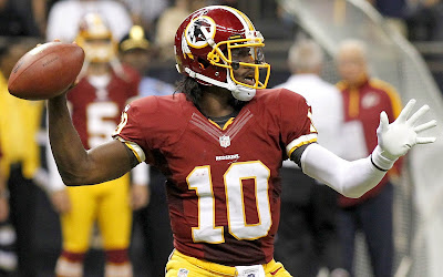Robert Griffin III, Washington Redskins (2012)