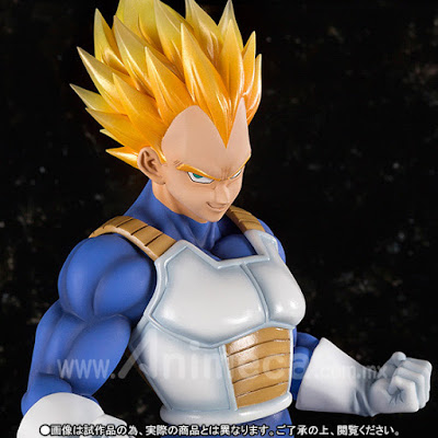 Figura Super Saiyajin Vegeta Figuarts ZERO EX Dragon Ball