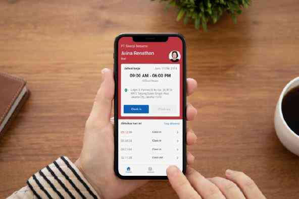 aplikasi absensi online android