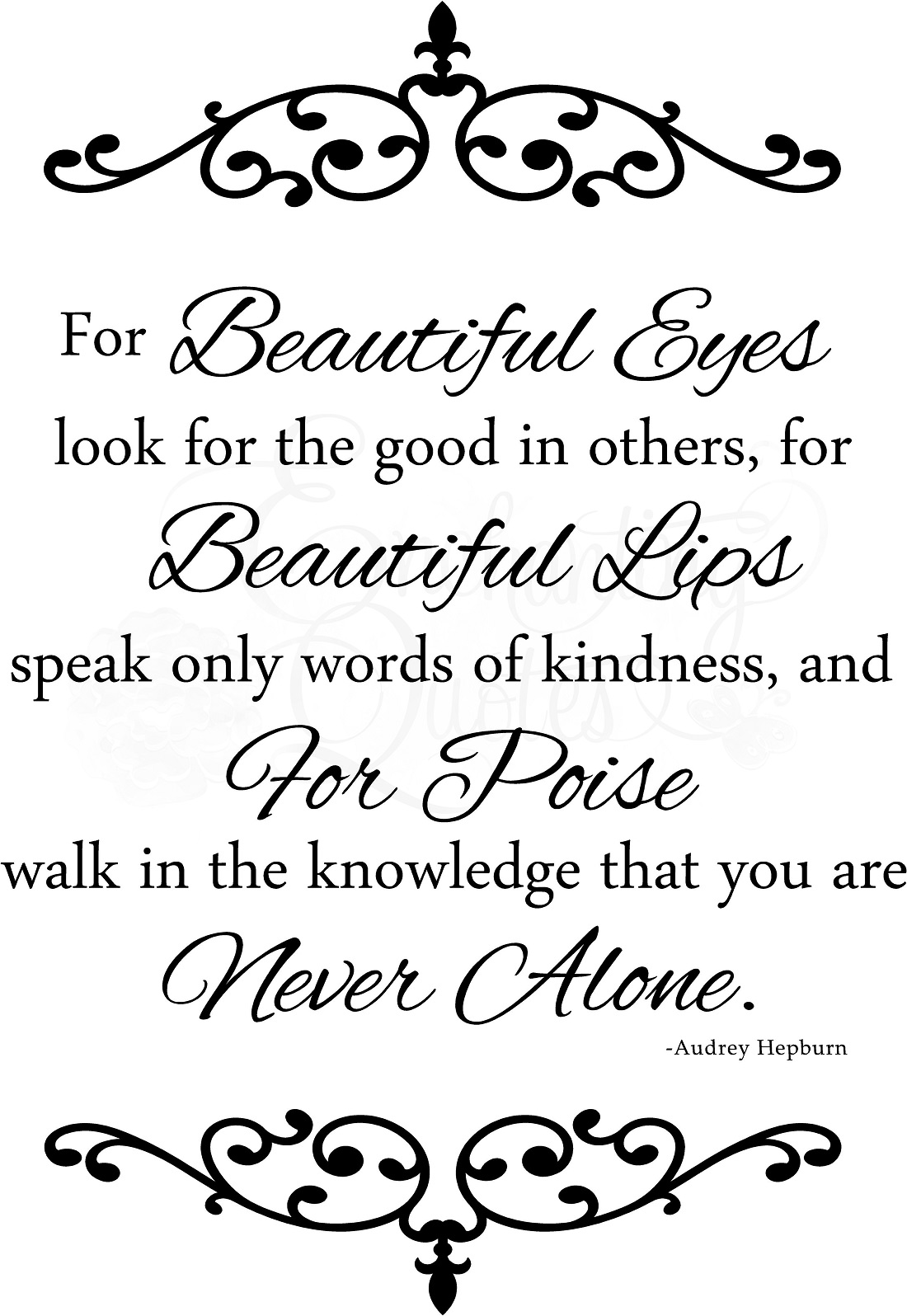 Quotes About Beauty - Inspirational Quotes - Quotes Shower ...