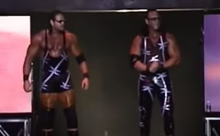 WWA - The Revolution 2002 -  Kronik appeared