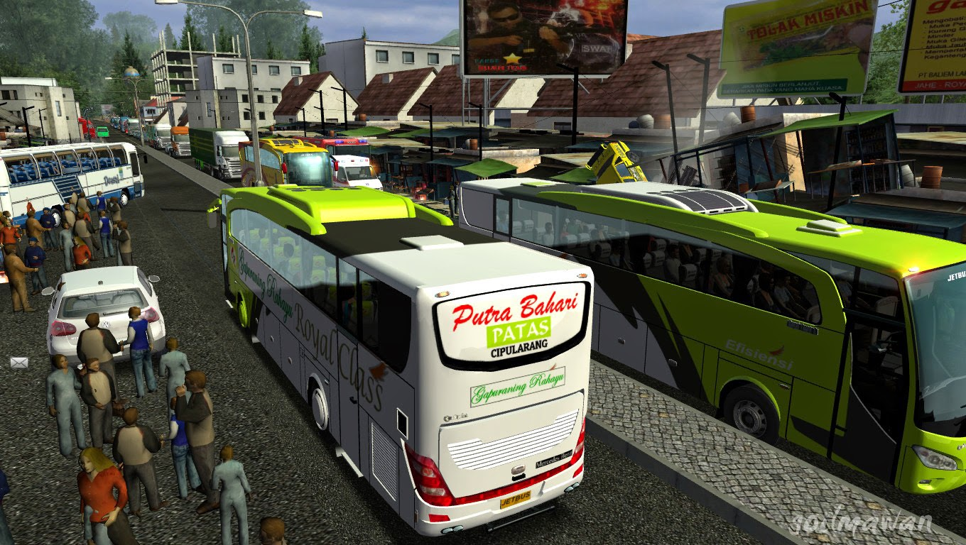 Bus Simulator Indonesia MOD