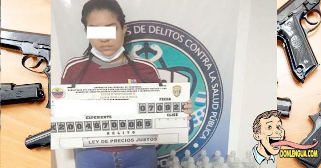 Detenida empleada del la maternidad Concepción Palacios por robarse las medicinas