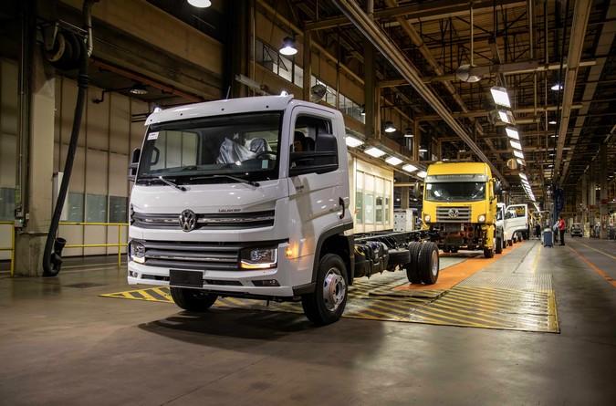 Volkswagen Caminhões e Ônibus conquista seis categorias do Prêmio Lótus 2021