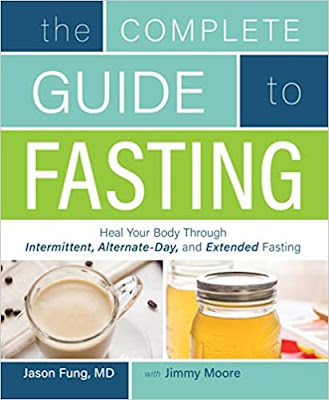 The Complete Guide to Fasting: Heal Your Body Through Intermittent, Alternate-Day, and Extended Fasting - pdf free download