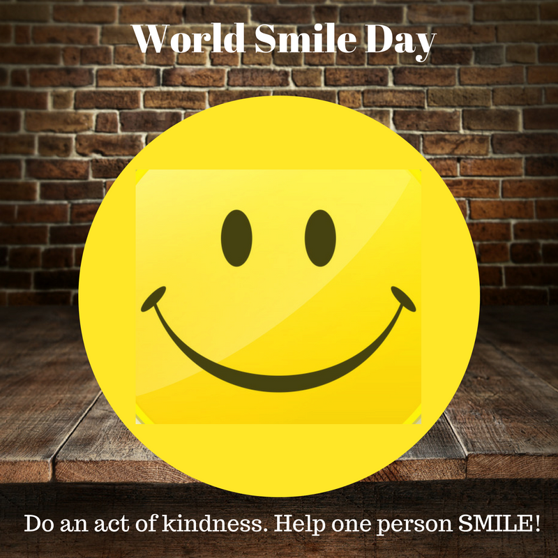 World Smile Day Wishes Images download