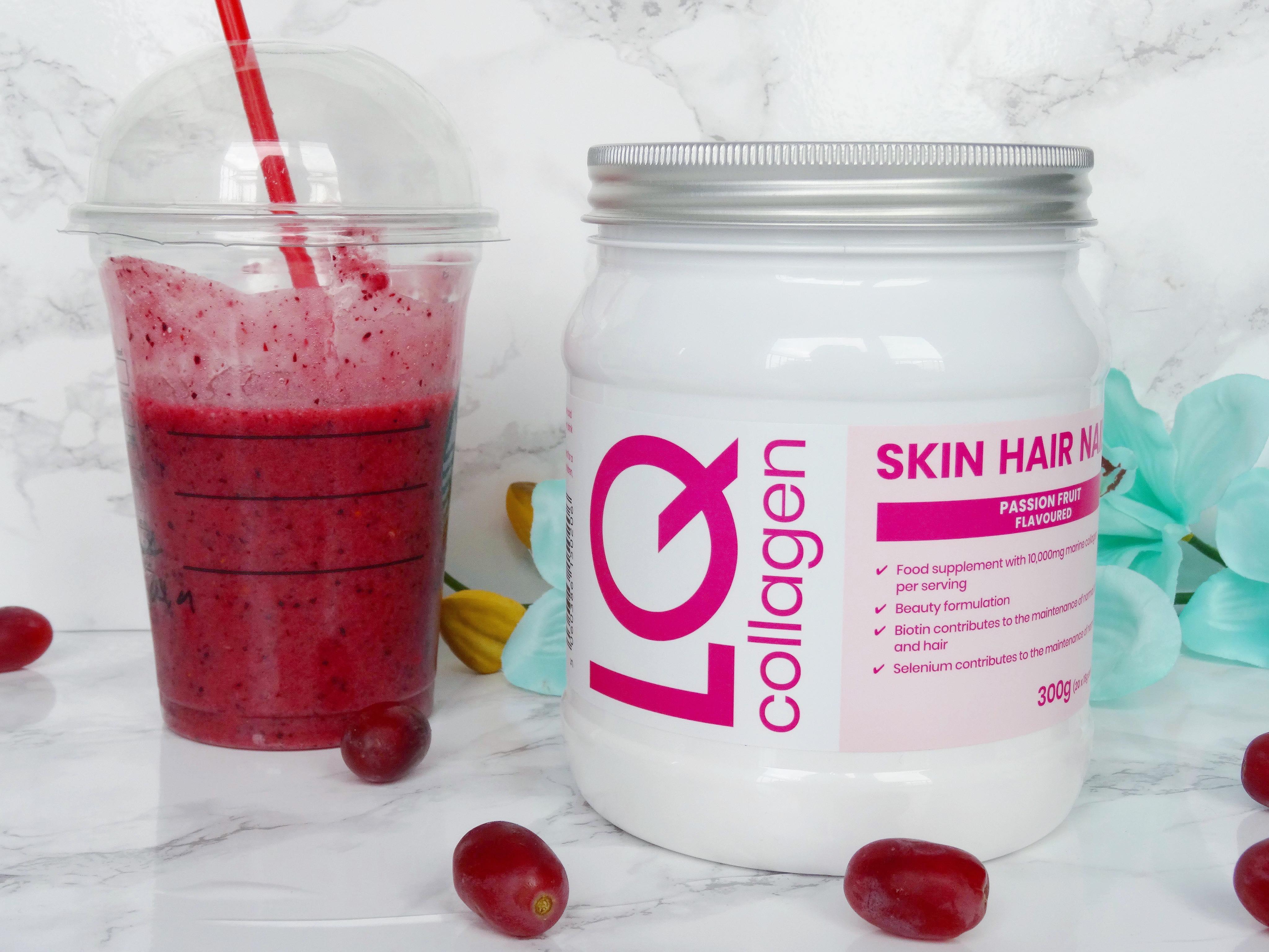 LQ Collagen Skin Hair Nails Powder