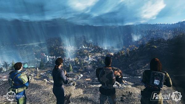 المتاجر تواصل التخلص من لعبة Fallout 76 و هذه المرة بطريقة مختلفة جدا ، شاهد من هنا..