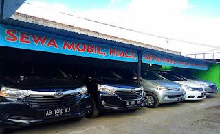 Sewa Mobil Bulanan di Yogyakarta