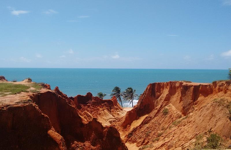 Praia de Morro Branco, Ceará