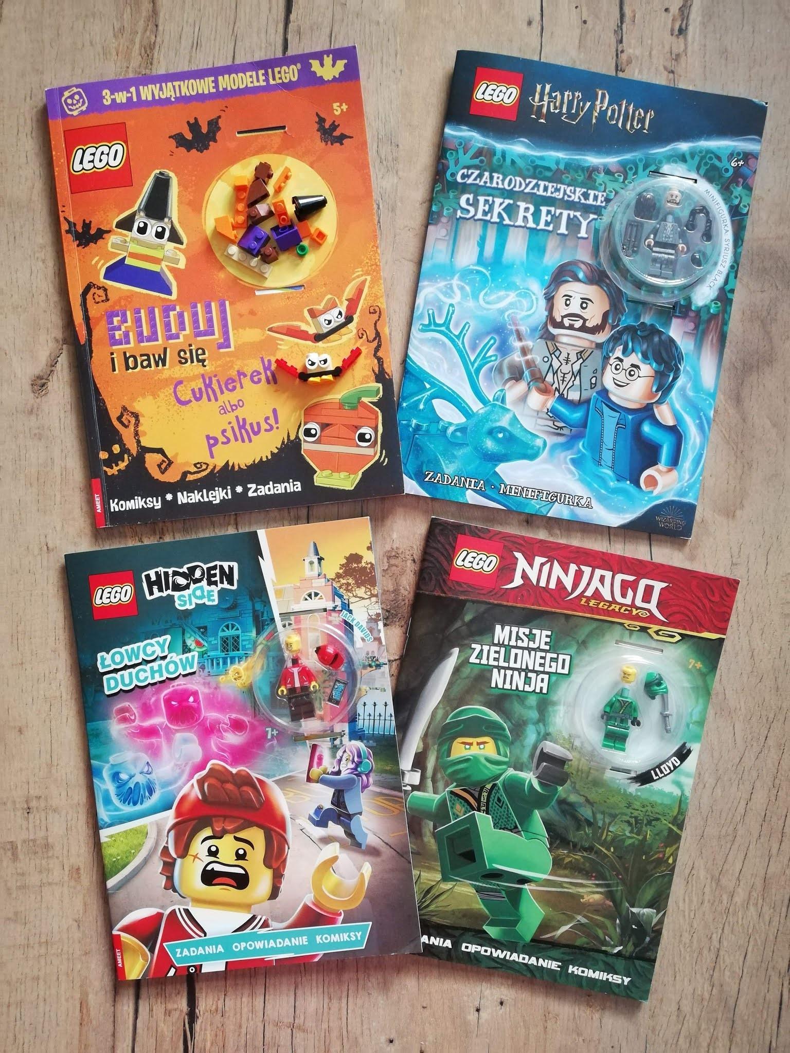 LEGO gazetki
