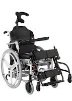 Comfort Hero 4 Power Standing Wheelchair