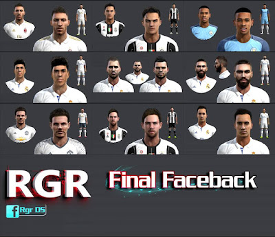 Final Facepack by Rgr DS