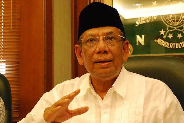 KH Hasyim Muzadi, Merangkul Pendeta hingga Habib Rizieq