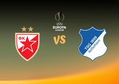 Crvena Zvezda vs Hoffenheim  Resumen