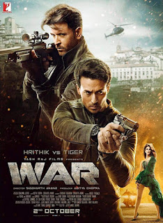 War (2019) Hindi 720p PDVDScrRip x264 AAC [1.2GB]