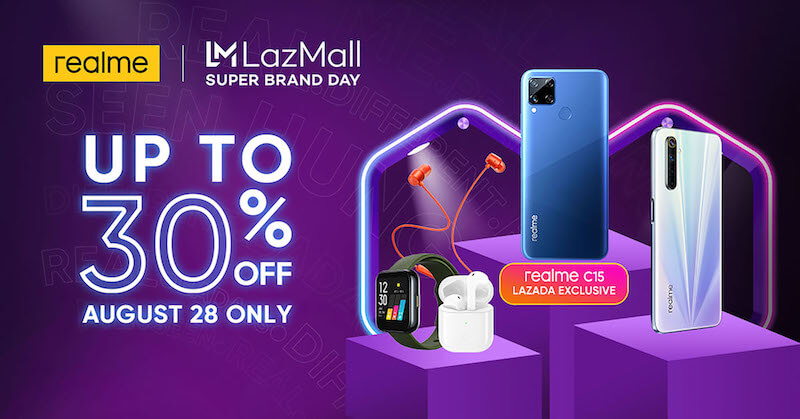 Deal: Get realme smartphones for less in this upcoming flash sale, price starts at PHP 4,490