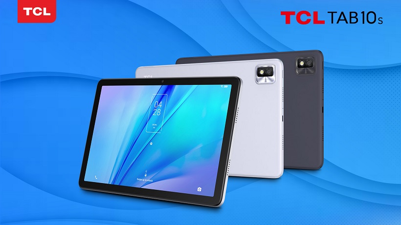 TCL NXTPAPER and TAB 10s Tablets delivering Next-Level Technologies