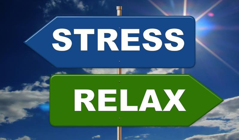 Relajación versus estrés