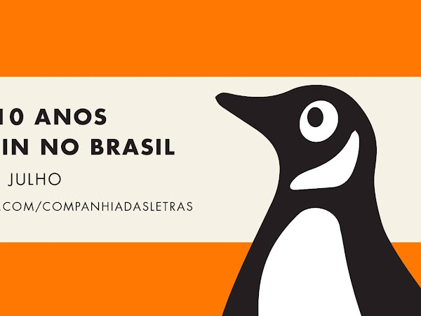 Festival 10 Anos da Penguin no Brasil