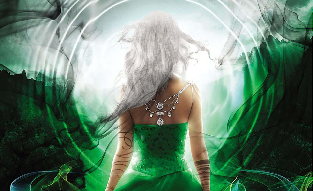 'SIREN'S SONG,' BY MARY WEBER. The third and final YA fantasy novel about Nym and her quest for freedom. All text © Rissi JC
