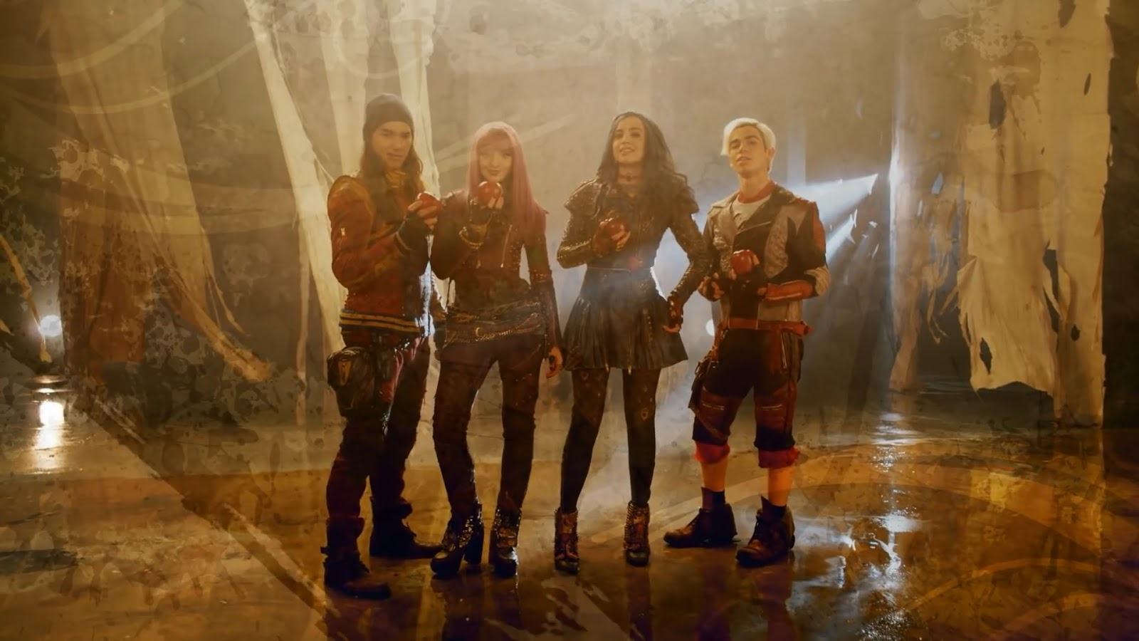 Disney Ha Estrenado La Primera Canción De Descendants 2 Títulada