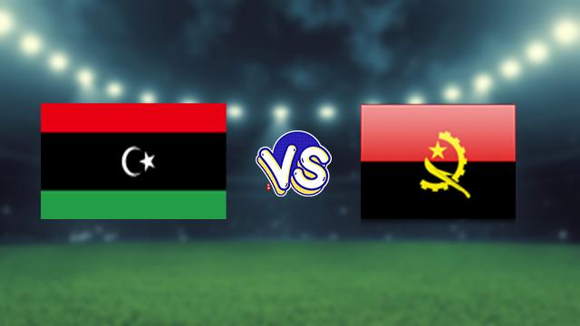 مشاهدة مباراة ليبيا ضد انغولا 07-09-2021 بث مباشر في التصفيات الافريقيه المؤهله لكاس العالم