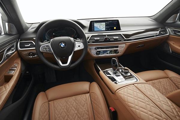 Interior BMW 750 Li xDrive Limousine