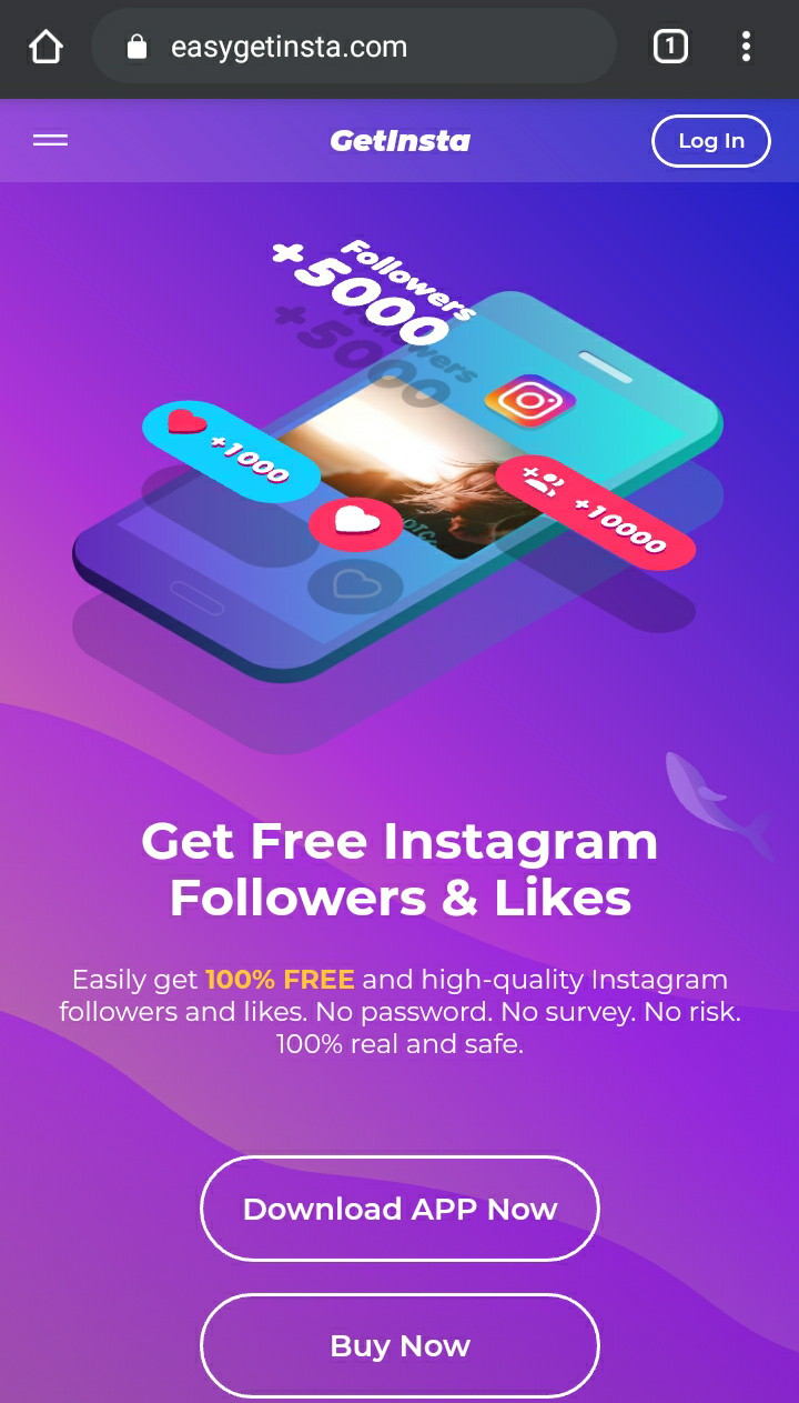 Cara Mendapatkan Follower Instagram Gratis