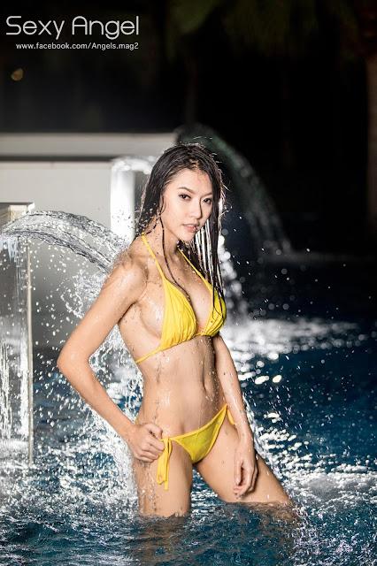 Hot girls Thai porn model Nirada Guernongkun 17