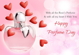 Happy Perfume Day and images