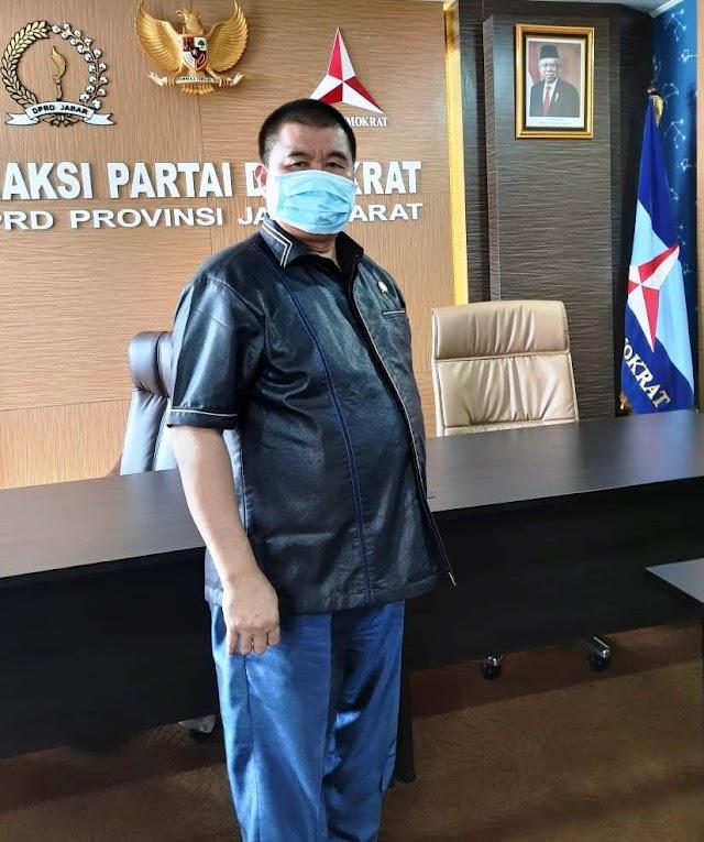 Komisi III DPRD Jabar Minta Gubernur Tolak Merger Bank Banten ke Bank BJB