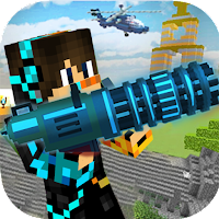 Block Wars Survival Mod Apk