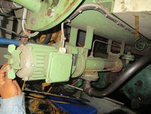 Bilge Pump Motor