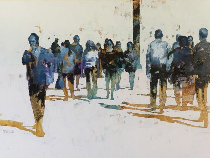 Современный художник. John Wentz