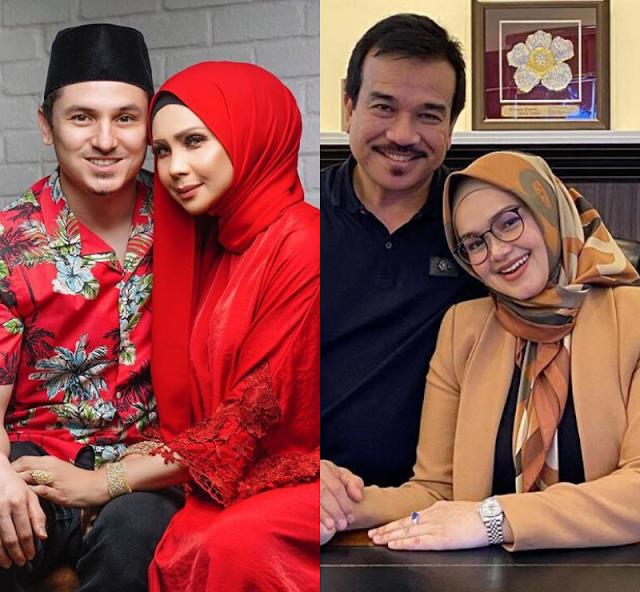 15 Pasangan Artis Malaysia Dengan Jarak Umur Sangat Berbeza - Sampai 23 Tahun Beza Umur