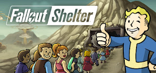 Fallout Shelter APK MOD Unlimited Caps, Food